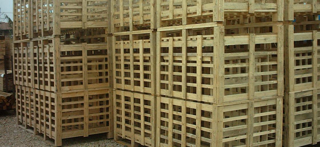 produzione pallet e imballaggi in legno umbria assisi